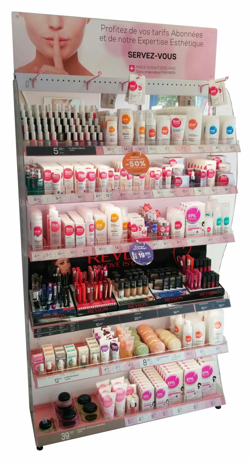 Outils de Merchandising